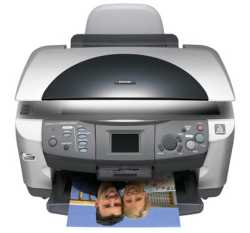 EPSON STYLUS PHOTO RX600 DRIVERS