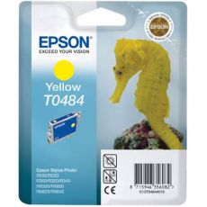 T0484 Yellow (Seahorse)