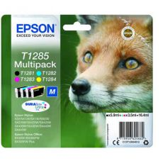 T1285 MultiPack B C M Y (Fox)