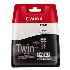 PGI-525 Black Twin Pack