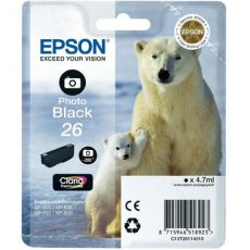 T2611 Photo Black Ink Cartridge (Polar Bear)