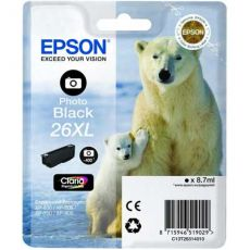 T2631 Photo Black XL Ink Cartridge (Polar Bear)