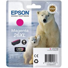 T2633 Magenta XL Ink Cartridge (Polar Bear)
