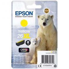 T2634 Yellow XL Ink Cartridge (Polar Bear)