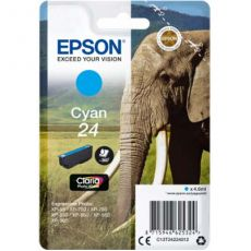 T2422 Cyan Ink Cartridge (Elephant)