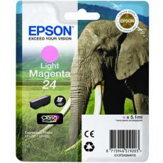 T2426 Light Magenta Ink Cartridge (Elephant)