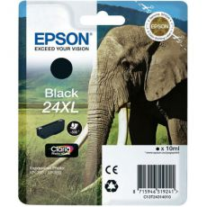 T2431 Black XL Ink Cartridge (Elephant)
