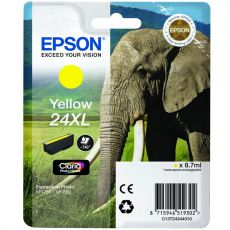 T2434 Yellow XL Ink Cartridge (Elephant)