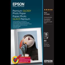 A4 Premium Glossy Photo Paper 255g 15 Sheets