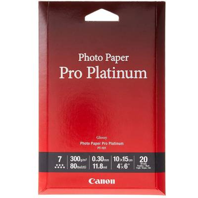 A4 Photo Paper Pro Platinum 300gsm (20)