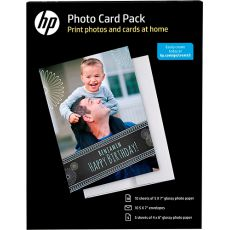 13cm x 18cm Photo Card Pack
