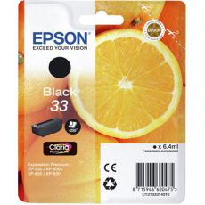 T3331 Black Ink Cartridge (Oranges)
