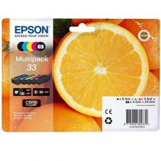 T3337 5 Ink Multipack Cartridge Set (Oranges)