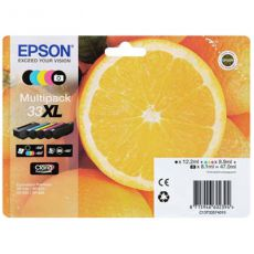 T3357 XL 5 Ink Multipack Cartridge Set (Oranges)