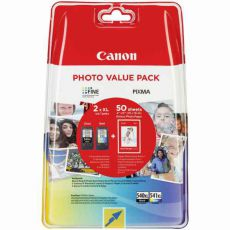 PG540XL CL541XL Photo Value Pack