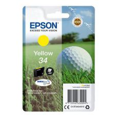 T3464 Yellow (Golf Ball)