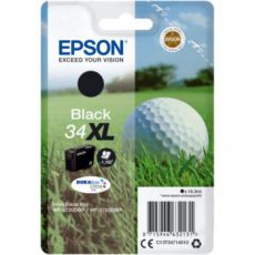 T3471 Black XL (Golf Ball)