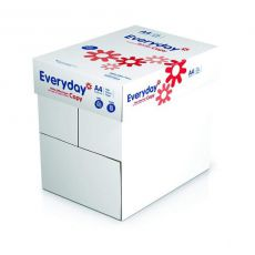 Everyday A4 Plain Paper 80 gsm Box (5 reams)