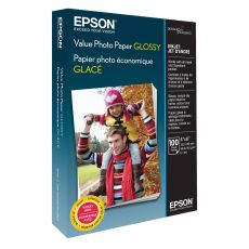 10cm x 15cm Value Glossy Photo Paper 183gsm (100)